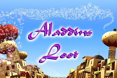 Play Aladdin's Loot Slots on HippoZino