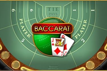 Play Baccarat Casino on MaxiPlay Casino