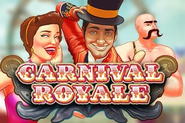 Play Carnival Royale Slots on HippoZino