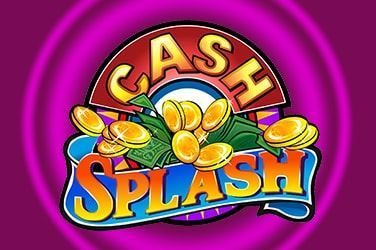 Cash Splash 5 Reel Slot