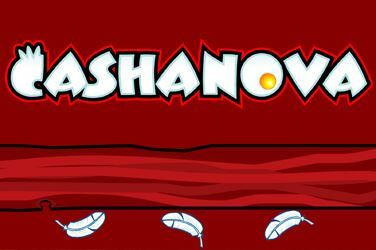 Play Cashanova Slots on HippoZino