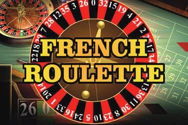 Play French Roulette TableGames on Maxiplay Casino