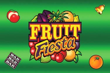Play Fruit Fiesta 3 Reel Jackpots on Maxiplay Casino