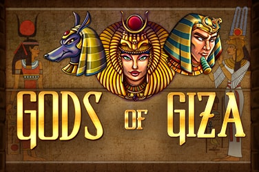 Play Gods of Giza Slots on HippoZino