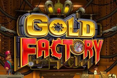 Play Gold Factory Slots on HippoZino