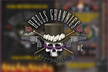 Play Hell's Grannies Slots on HippoZino