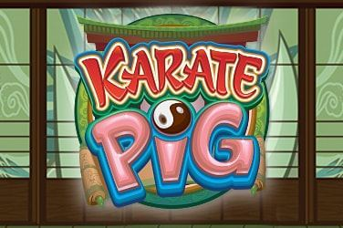 Play Karate Pig Slots on HippoZino