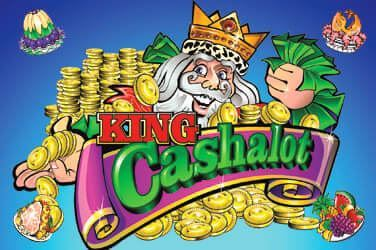 Claim your freespins and Play King Cashalot Jackpots at HippoZino Online Casino