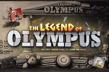 Play Legend of Olympus Slots on HippoZino