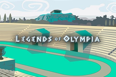 Play Legends Of Olympia Slots on HippoZino