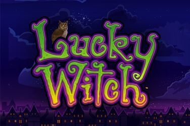 Play Lucky Witch Slots on HippoZino