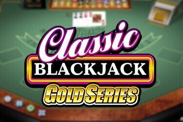 Multi-hand Classic Blackjack Gold
