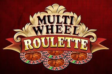 Play Multi Wheel Roulette Gold TableGames on Maxiplay Casino