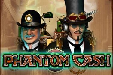 Play Phantom Cash Slots on HippoZino