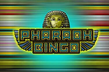 Play Pharaoh Bingo Casual on HippoZino