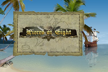 Play Pieces of Eight Slots on HippoZino