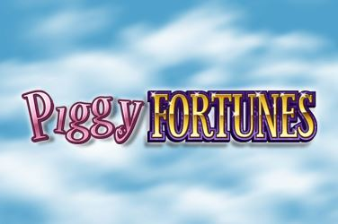 Play Piggy Fortunes Slots on HippoZino