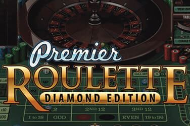 Play Premier Roulette Diamond Edition Casino on HippoZino