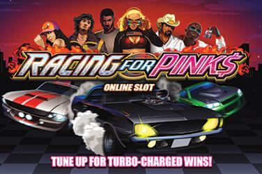 Play Racing for Pinks Slots on HippoZino