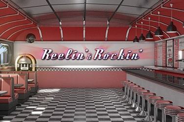 Play Reelin' & Rockin' Slots on HippoZino