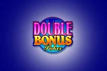 Play Double Bonus Poker TableGames on Maxiplay Casino
