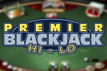 Play Premier Blackjack Hi Lo Casino on HippoZino