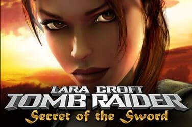 Play Tomb Raider - Secret of the Sword Slots on HippoZino