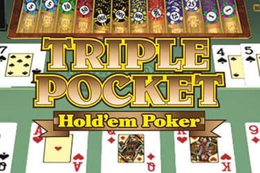 Play Triple Pocket Hold em Gold Casino on MaxiPlay Casino
