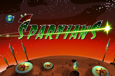 Play Spartians Slots on HippoZino