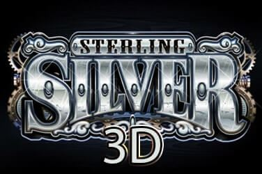 Play Sterling Silver 3D Slots on HippoZino
