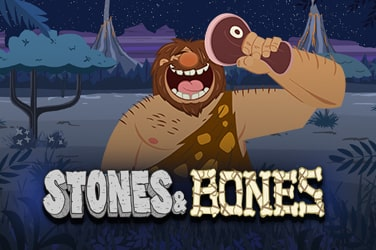 Play Stones and Bones Slots on HippoZino