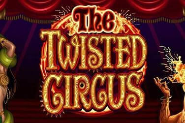 Play The Twisted Circus Slots on HippoZino