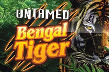 Play Untamed Bengal Tiger Slots on HippoZino