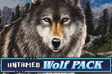 Play Untamed Wolf Pack Slots on HippoZino
