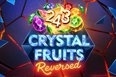Play 243 Crystal Fruits Reversed  Slots on HippoZino
