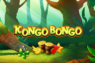 Play Kongo Bongo Slots on HippoZino
