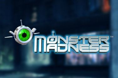 Play Monster Madness Slots on HippoZino