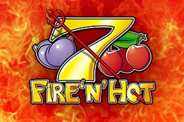 Play Fire n' Hot' Slots on HippoZino