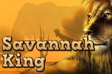 Play Savannah King Slots on HippoZino