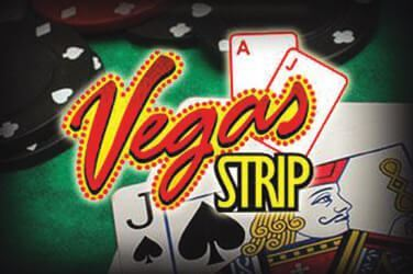 Vegas Strip Blackjack Slot Machine