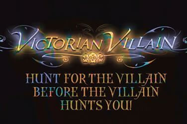 Play Victorian Villain Slots on HippoZino