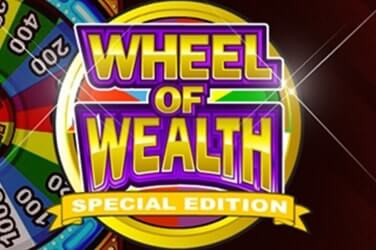 Play Wheel of Wealth Special Edition Slots on HippoZino