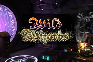 Play Wild Wizards Slots on HippoZino