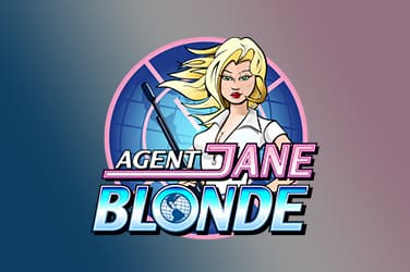Play Agent Jane Blonde Slots on HippoZino