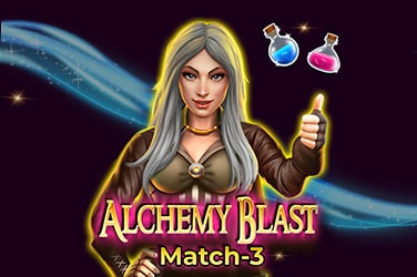 Play Alchemy Blast Slots on HippoZino