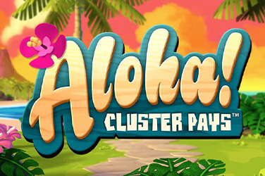 Play Aloha! Cluster Pays Slots on HippoZino