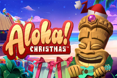 Play Aloha! Christmas! Slots on HippoZino
