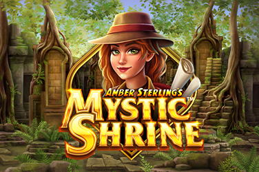 Play Amber Sterlings Mystic Shrine Slots on HippoZino