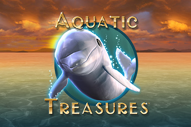Play Aquatic Treasures Slots on HippoZino