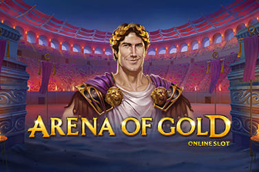 Play Arena of Gold Slots on HippoZino